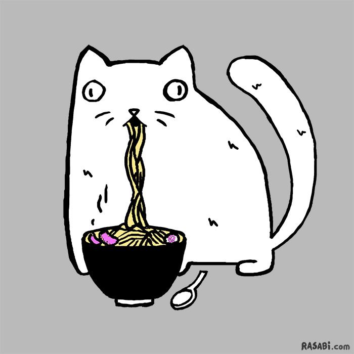 Rasabi Cat