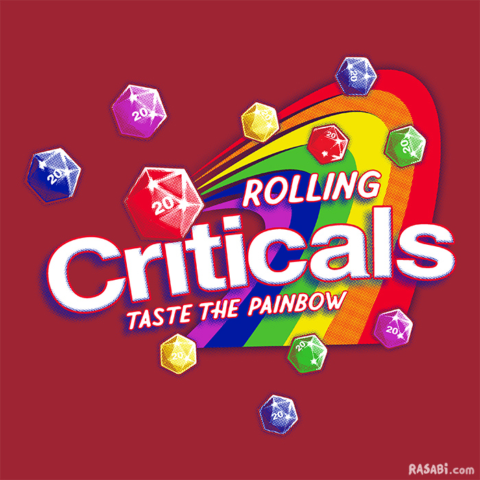 t-shirt gaming d20 geek skittles candy dice