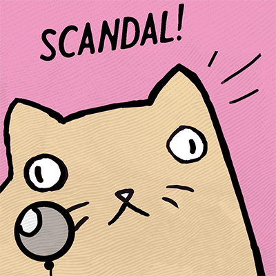 Rasabi Cat – Copy Cat